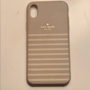 Kate spade iPhone XR case